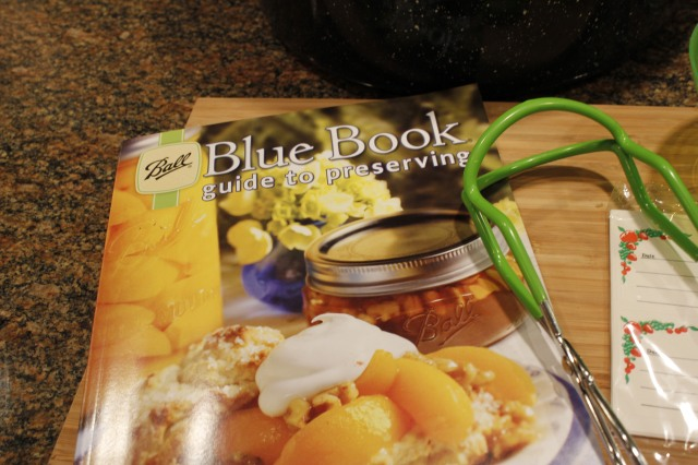 Ball's Blue Book Guide to Preserving
