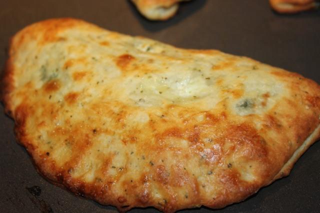 Kel's calzone - Pure yumminess