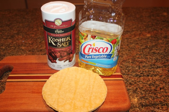 Kel's homade tortilla chips ingredients