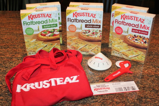 Krusteaz giveaway package