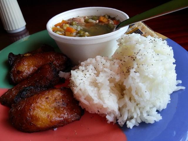 Mami Nora's rice