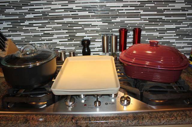 Rockcrok, bar pan, deep covered baker