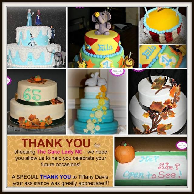 Cake lady cakes
