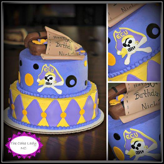ECU Cake