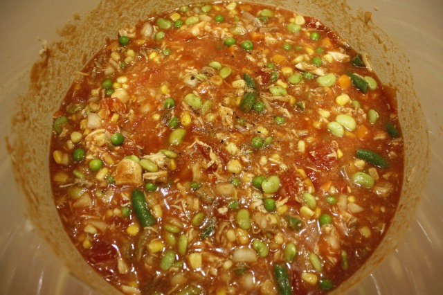 Kel's brunswick stew closeup