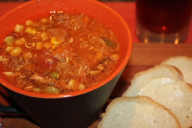 Kel's Brunswick Stew