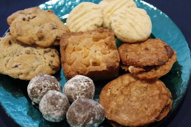 Five days of cookies