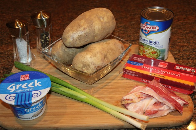 Kel's potato casserole ingredients