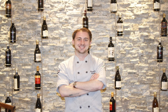 Chef Benjamin Harris