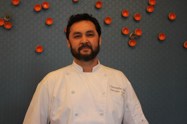 Chef Christopher Hill