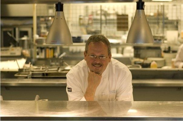 Chef Patrick Cowden