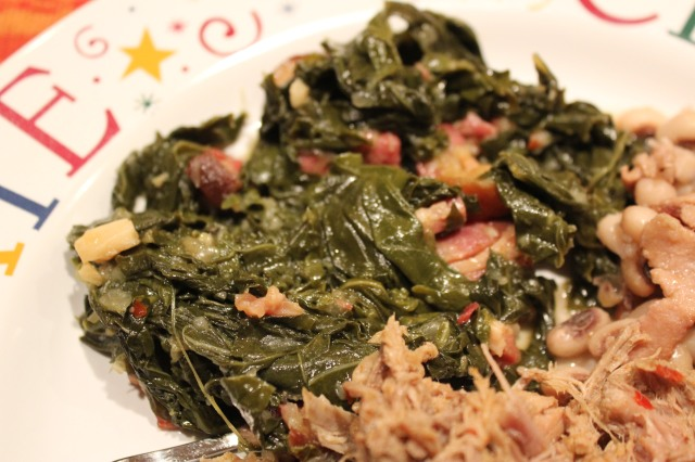 Kel's collards