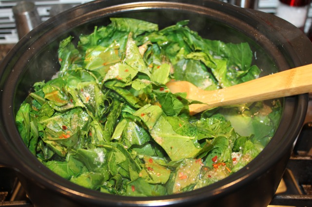 Season collards