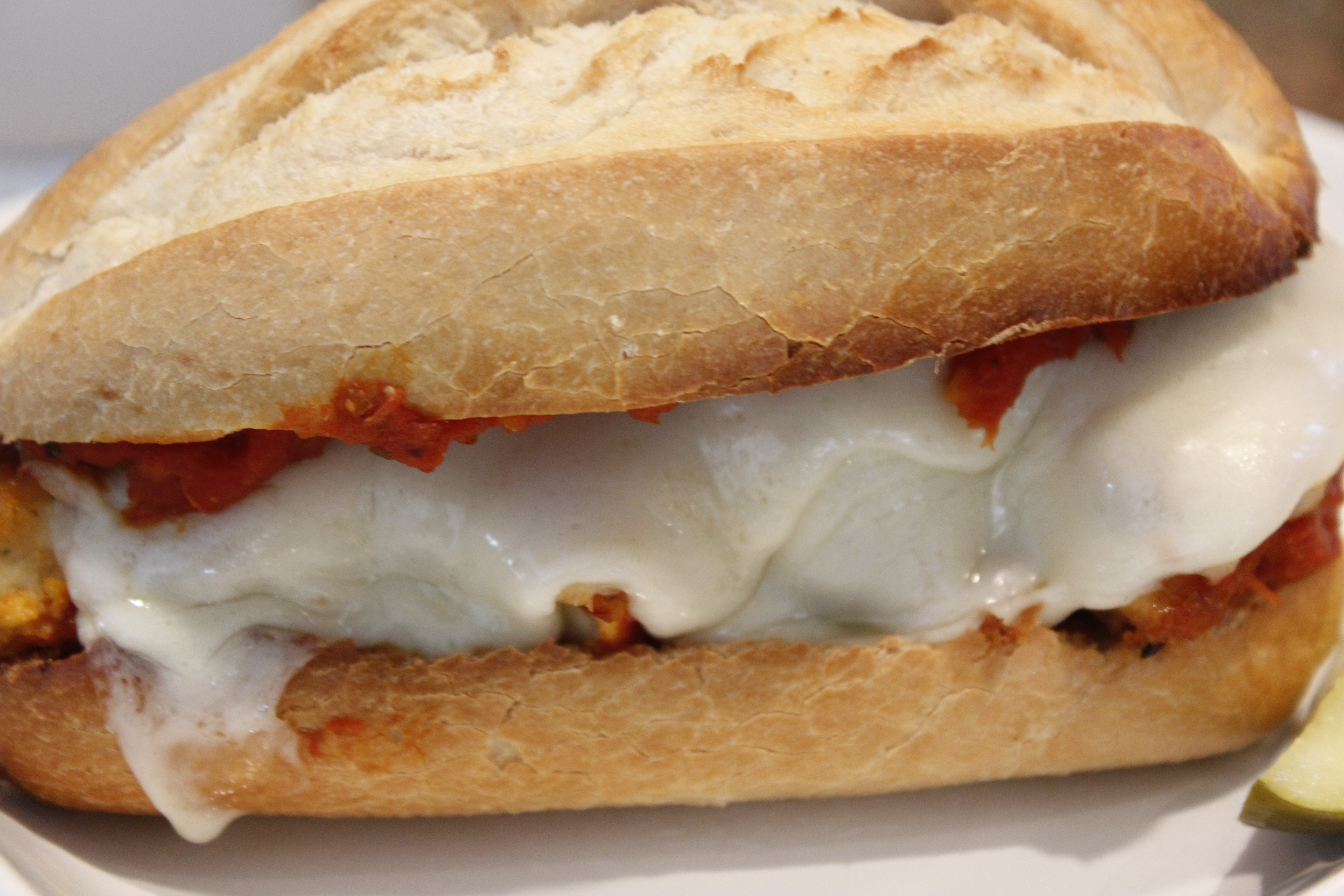 Chicken Parm You Taste So Good Kels Cafe Of All Things Food