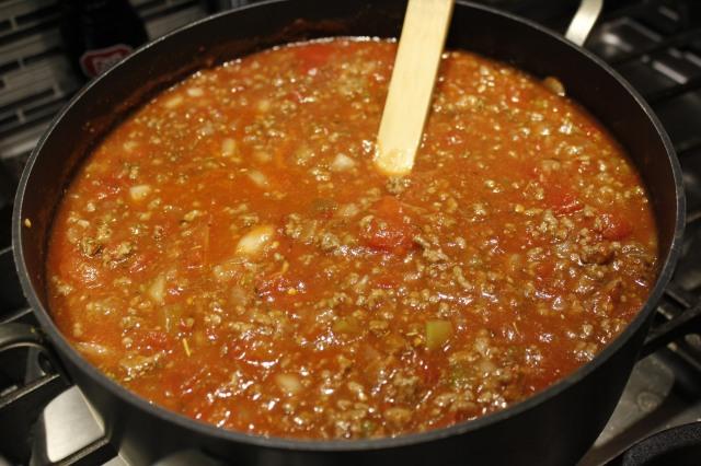 Kel's Bolognese Sauce