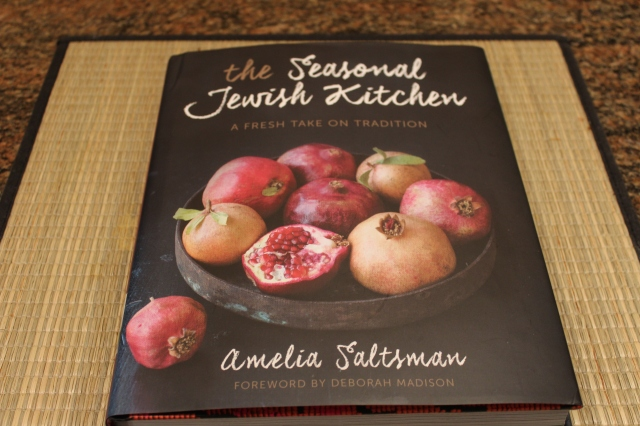 Seasonal Jewish Kitchen Book cover