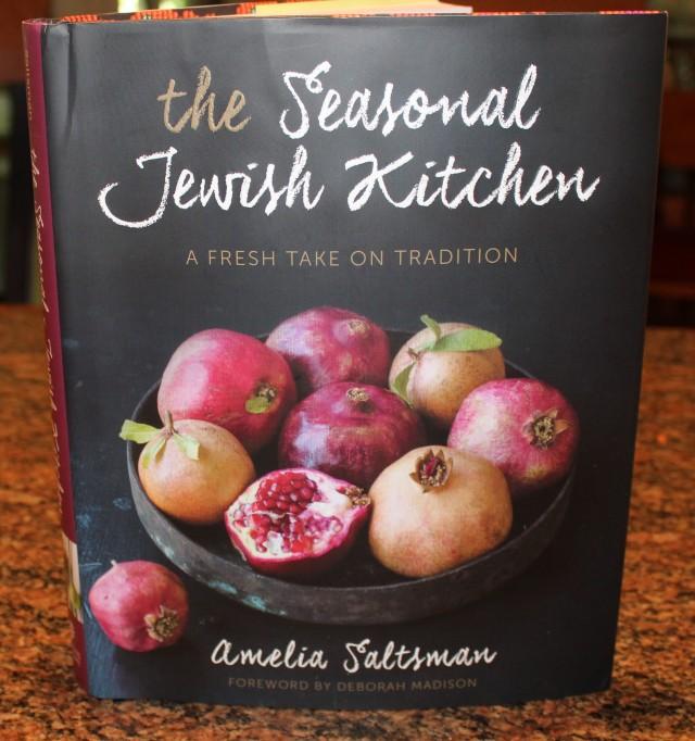 Seasonal Jewish Kitchen cover