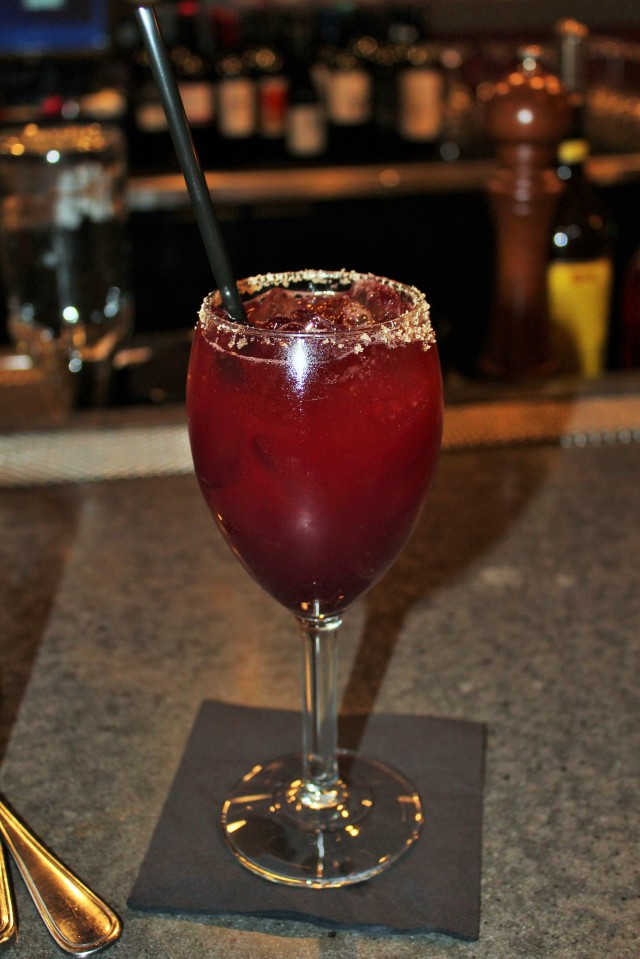 Mesa Latin Kitchen sangria