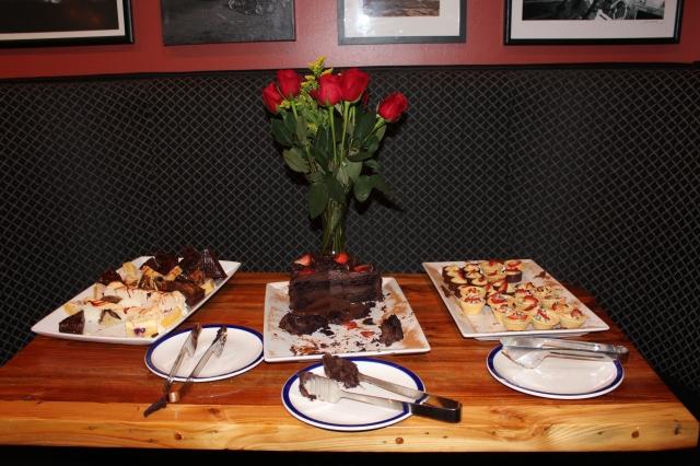 MLK desserts