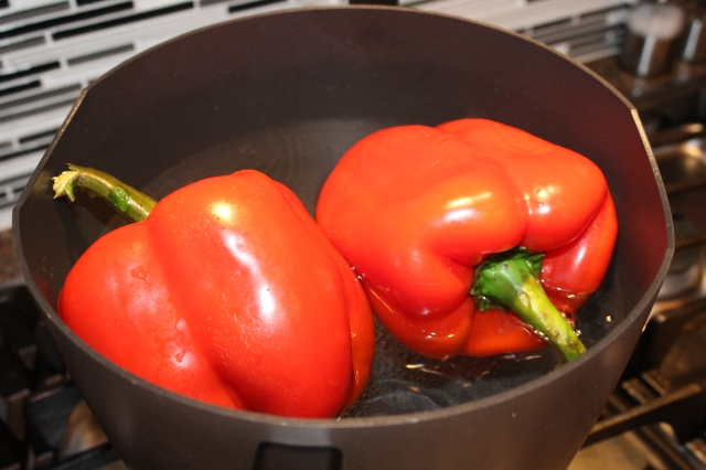 parboil-peppers
