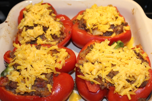 sprinkle-peppers-with-cheese