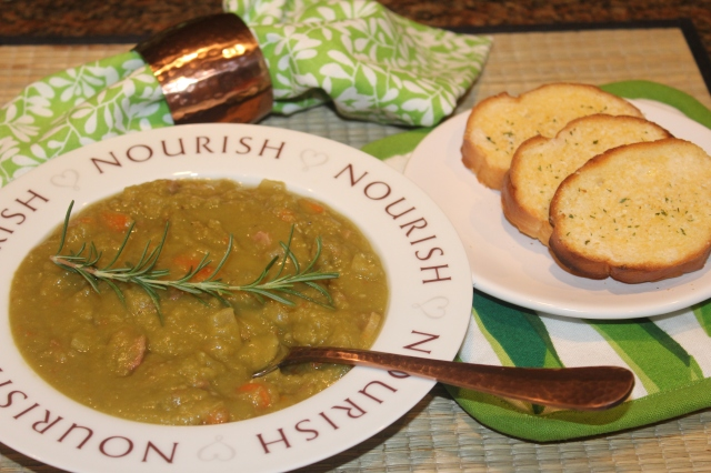 serve-kels-split-pea-soup-with-garlic-toast
