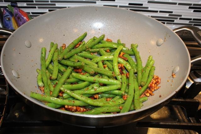 saute-green-beans