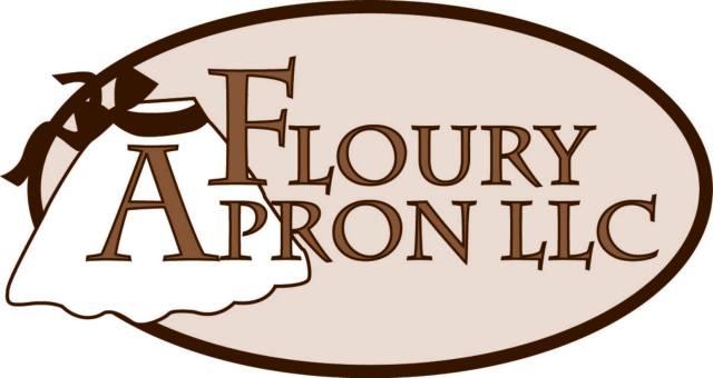 Floury apron logo