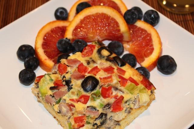 Kel's Baked Omelet Casserole
