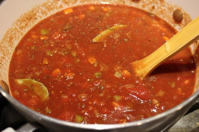 Kel's marinara sauce