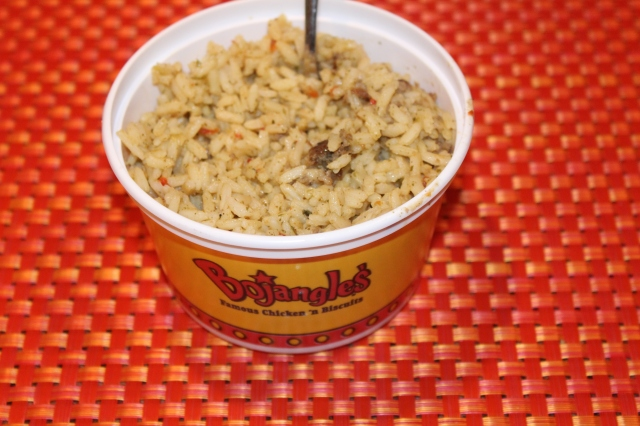 Bojangles dirty rice