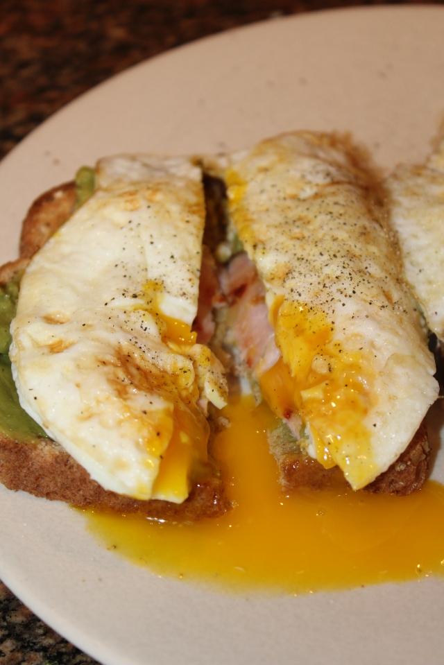 kel's avocado toast