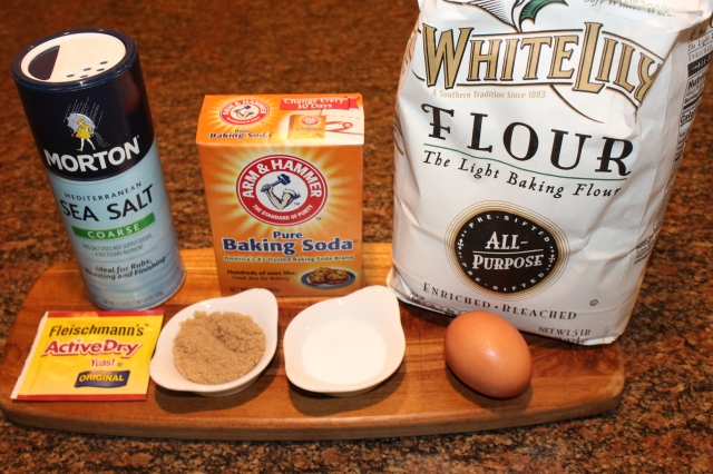 Pretzel Bites Ingredients
